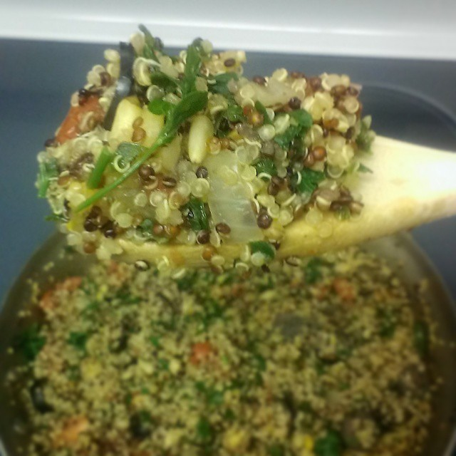 how to cook white quinoa water ratio