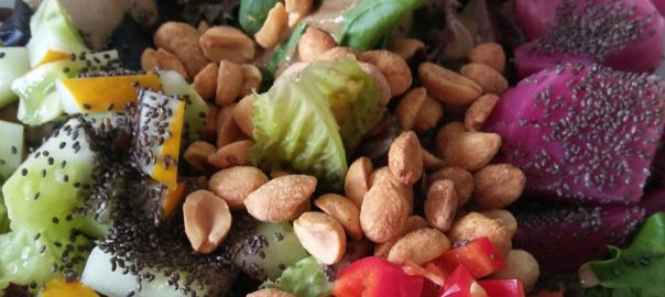 Nuts protein